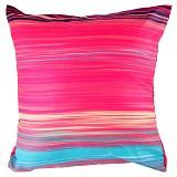 EOLINS Bantal Sofa Motif Salur Gervais [JSPS027] - Rainbow - Bantal Dekorasi